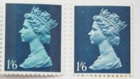 Theme - Stamps & Coins. Missing Colour