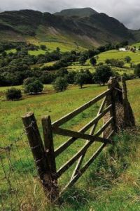 Newlands Valley, Cumbria, England