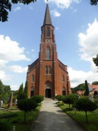 Lovely church. Germany.