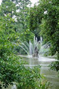 Kew Garden fountain