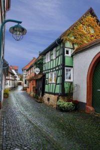 6.29 Hochheim am Main in Hesse, Germany