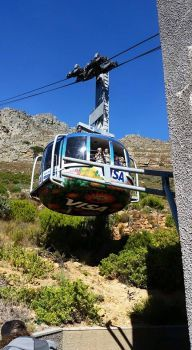 Aerial transport in the mountains