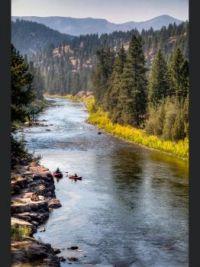 Blackfoot River, Montana