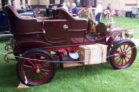 1908 Cadillac Model T Touring --
