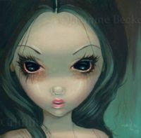 Faces of Faery #16 - Jasmine Becket-Griffith