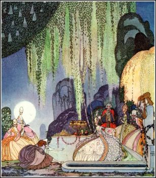 Another Kay Nielsen illustration