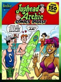 Jughead & Archie Comics Digest #4 Summer Fun