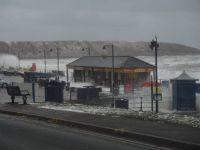 The Tea Bar, Filey Beach