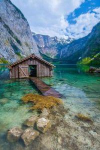 Lago Obersee na Alemanha !!!