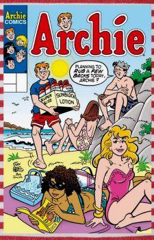 Archie #499 Summer Fun