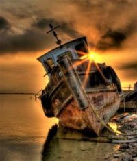 Special Ship wreck view