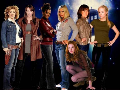 doctor who new female companions