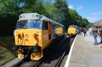 Oxenhope, Keighley and Worth Valley Railway 11/06/2010