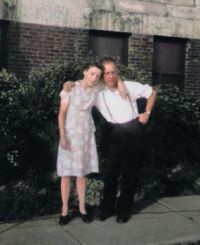 My Grandma & Uncle Tin