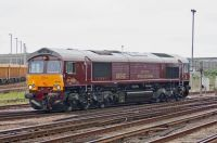 66743 Royal Scotsman at Eastleigh.