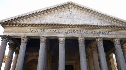 The magnificent Pantheon