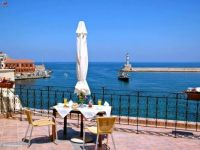 Lunchtime, Chania, Crete, Greece