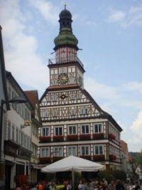 Kirchheim unter Teck, Rathaus 1724