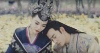 Princess Weiyoung and Tuoba Jun.