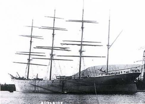 The Adelaidec 1849