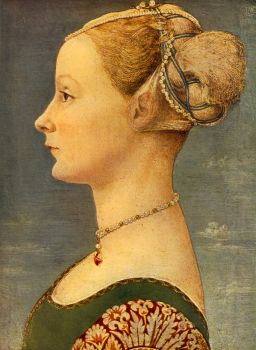 Domenico-Veneziano-Portrait-of-a-girl,-Museo-Poldo-Pezzoli,
