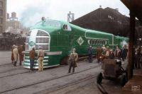 1936 - Illinois Central Green Diamond