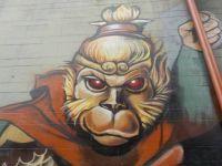 Monkey King Mural 88