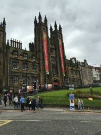 Edinburgh Fringe - Assembly on the Mount