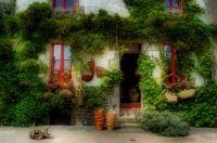 Rochefort-en-Terre, Bretagne, France
