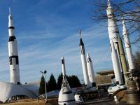Rockets in Huntsville