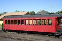 Cumbres & Toltec Passenger Car