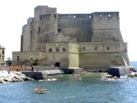 The 'Castle' in Naples' harbor, Italy 2011