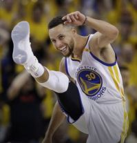 Steph Curry-Go Warriors!