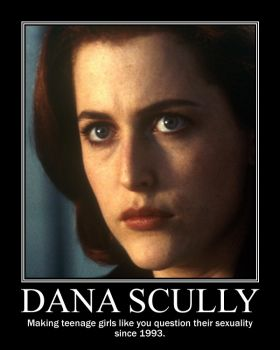 My very own X-Files/Dana Scully/Gillian Anderson