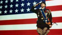 George C. Scott portrays General George S. Patton