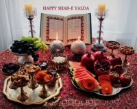 Happy  Yalda 2018 the longest night of year