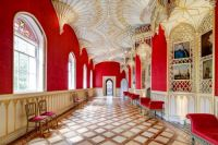 Strawberry Hill House interior