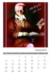 It's A Bugosi....January