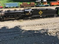 White Creek RR Erie 2036 steamer