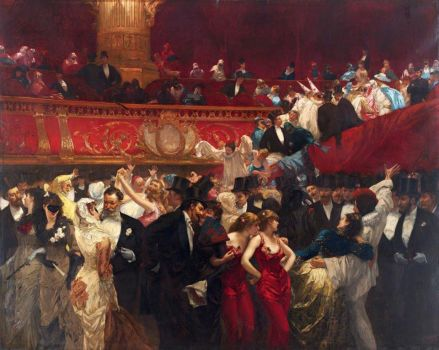 Grand Party by Charles Hermans