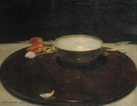 William Nicholson The Lowestoft Bowl 1911