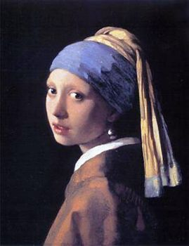 Vermeer - Girl with pearl Earring