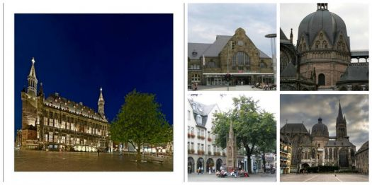 Themes - Aachen, Germany. My home town