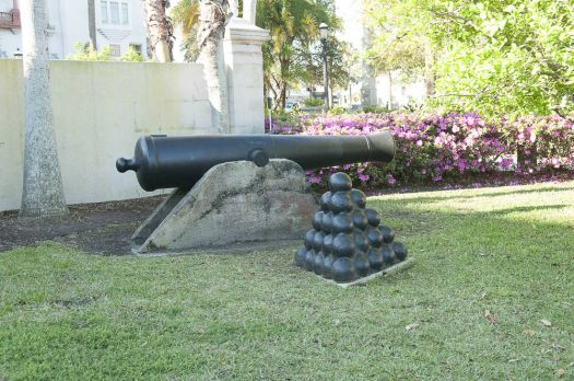 A cannon for my mate Robbie.