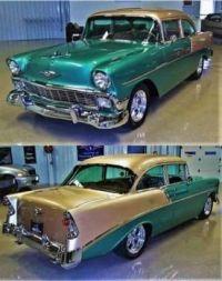 1956 Chevy Bel-Air!  Bandit...