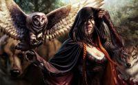 Fantasy Druid