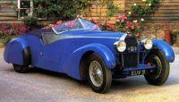 1935 Bugatti type 57- TT Roadster