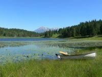 Wapiti Lake BC, Canada