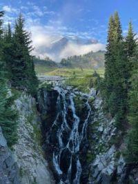 Mt. Rainier from the Skyline Trail