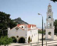 Greece - Island of Rhodes, Churches